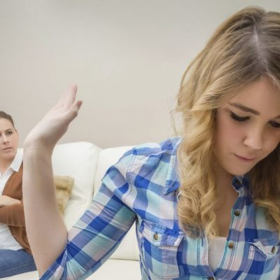 How to talk to your teen without it leading to a fight
