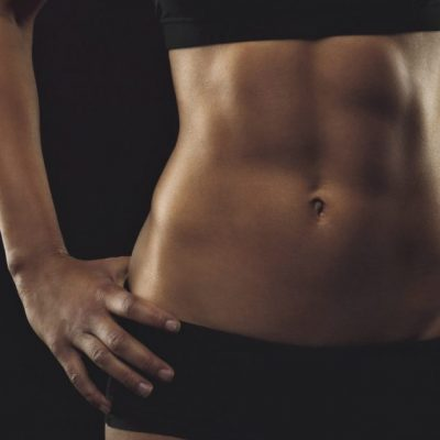10 steps to get a flat tummy in 90 days