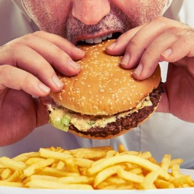 Why we should stop eating unhealthy foods
