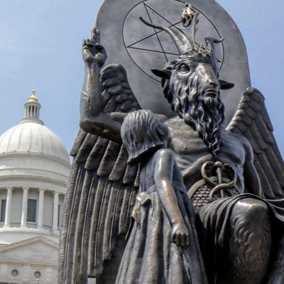 IRS officially recognizes the Satanic temple as a Church!