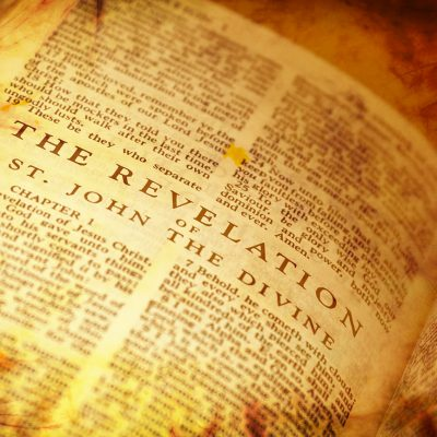 The Book of Revelation is not Coming. It's here!