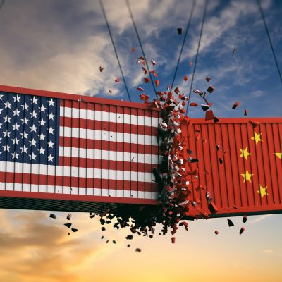 US-China trade war:  its catastrophic aftermath pushes the stock market into its next recession