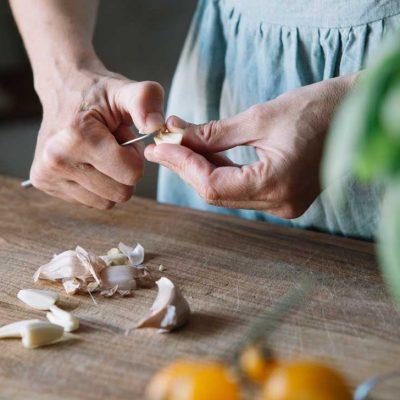 Will Garlic Each Day Keep Cancer at Bay?