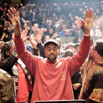 Kanye is a Born Again Christian, says Nicki Minaj