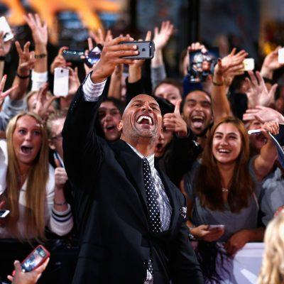 Why do we worship celebrities like a religious figure?