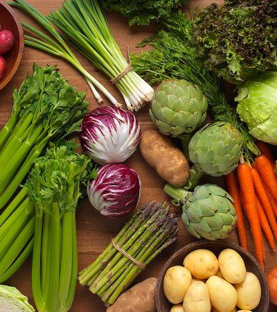 World's healthiest vegetables