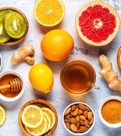 12 foods which will boost up your immune system