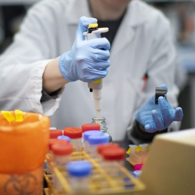 Labs Are Reporting 100% Positive Result – They are Trying To Scare Us!