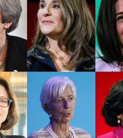 The Most Powerful Women in the World