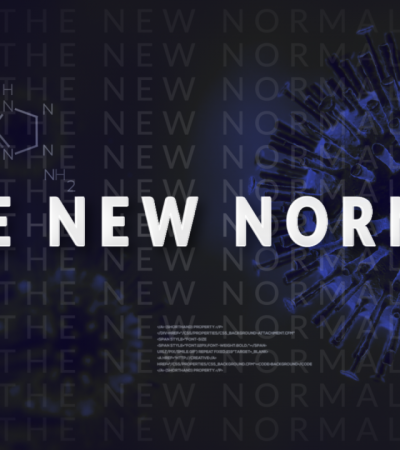 """The """"New Normal"""" Is Here!"""