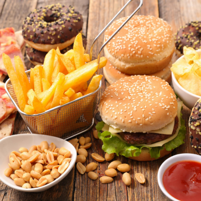 Fast food and its impact on our body