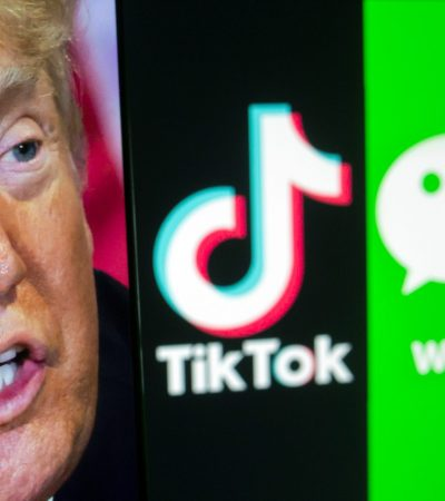 The U.S. banning downloads of  WeChat, TikTok, citing national security – Mean Data Risk