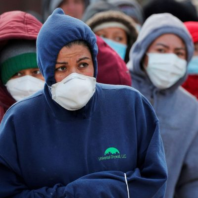 Americans will be wearing masks for YEARS?