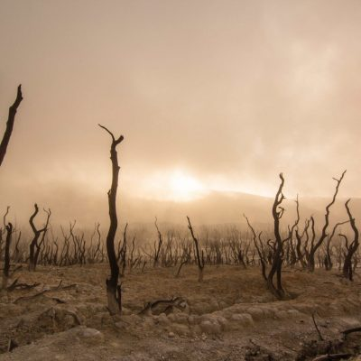All events masked under the umbrella of climate changes – but prophecy is real