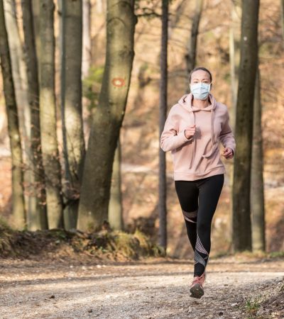 Is going for an outdoor run safe during the coronavirus?