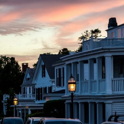 Locations in America with Unique Home Architecture