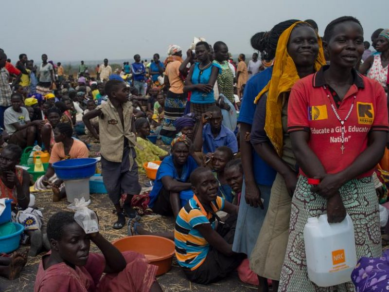 Africa may face a full blow famine