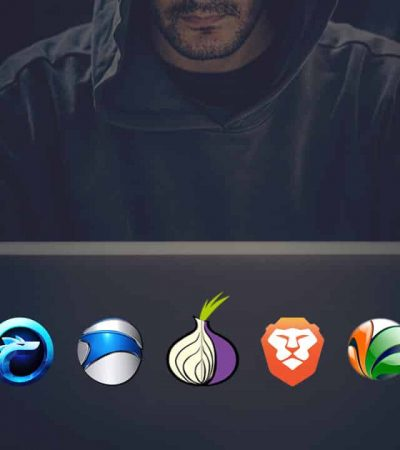 Top 12 Anonymous Browsers for privacy and security