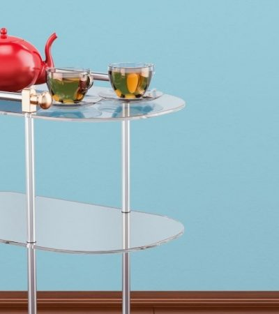 Creative Ways To Use a Bar Cart