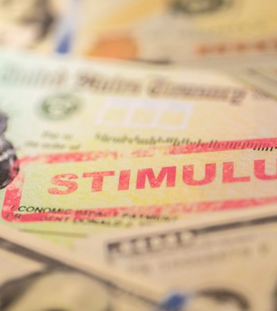 When will the third stimulus check arrive?