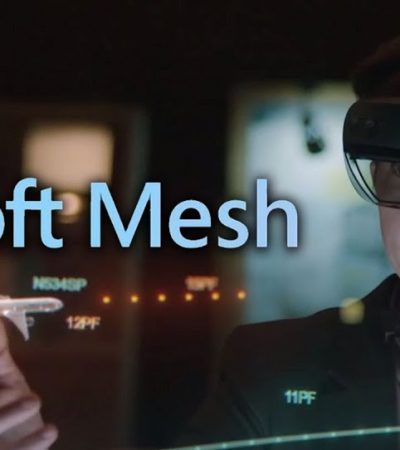 Microsoft Mesh – The New Mixed Reality Platform