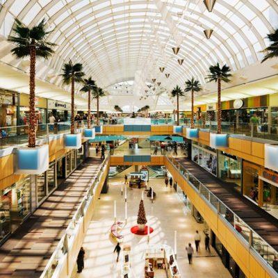 The Struggles U.S. Malls Face