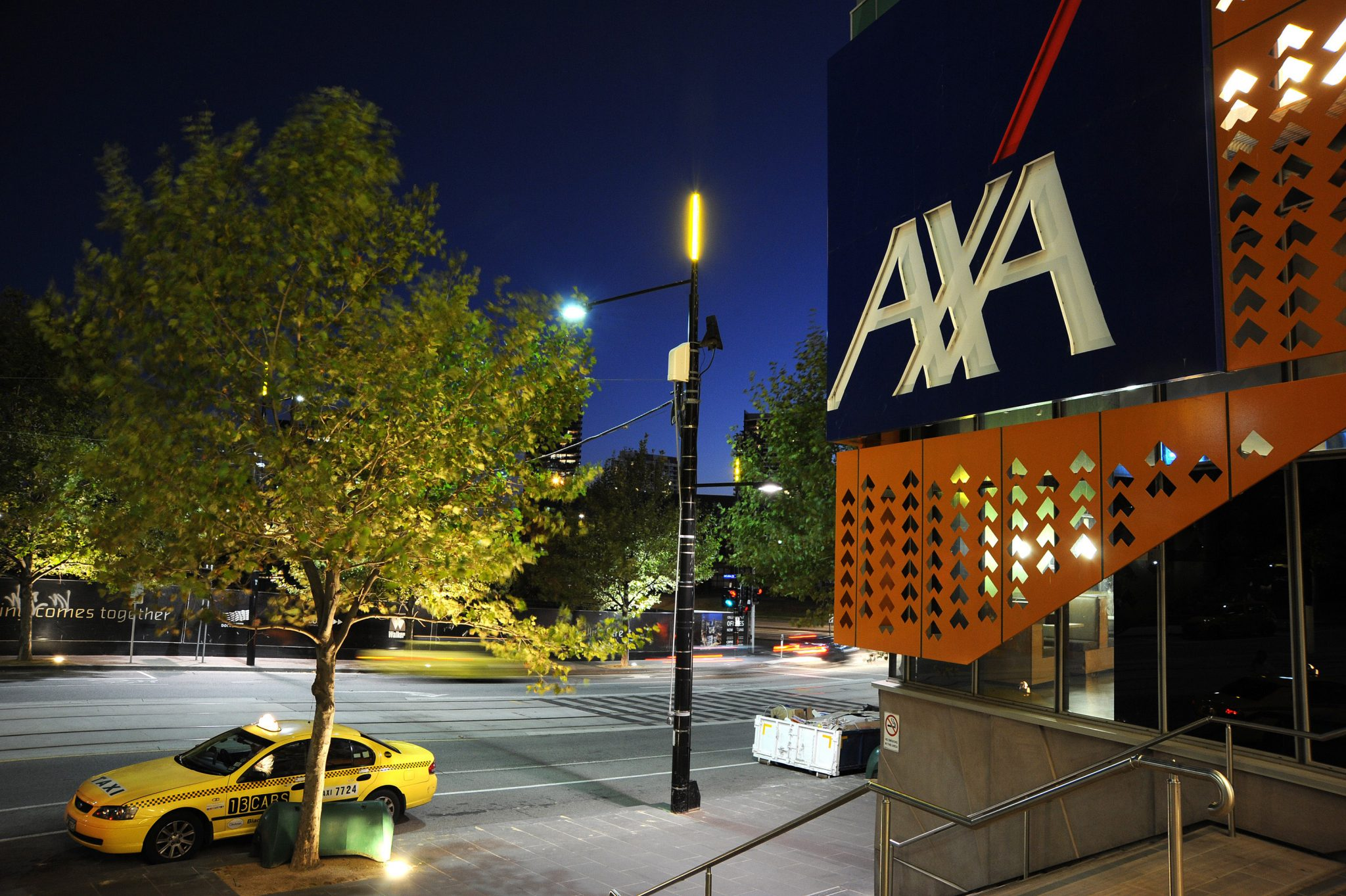 AXA – Company of the Month – March 2021