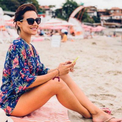 Different Types of Stylish Beach Cover-Ups